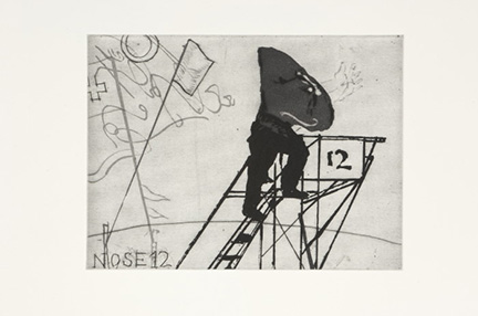 Kentridge Nose 12