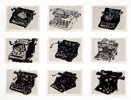 Kentridge Typewriters Universal Archive
