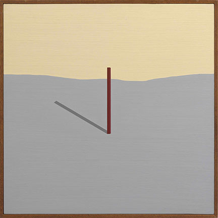 Tim Zuck Pole, Shadow and Landscape