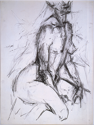 Jack Tworkov Seated Woman